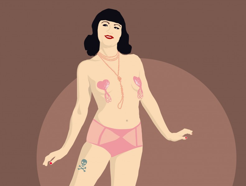 Les illustrations Burlesques